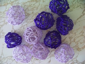 Yarn Balls 1
